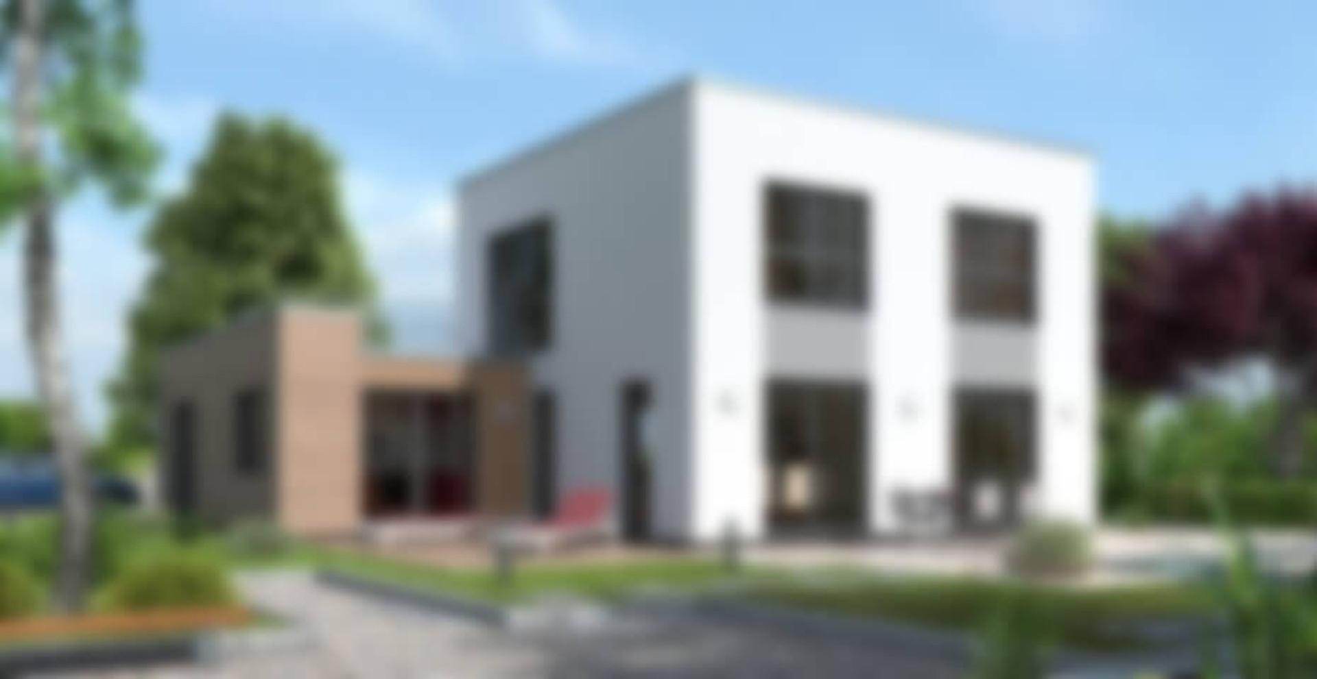 Bevorzugt Selbstbauhäuser - Das Bausatzhaus CP07